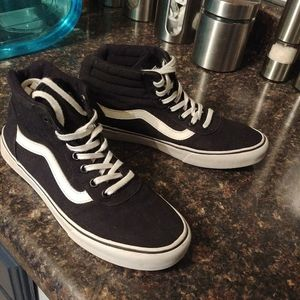 Vans old skool hi-top sneakers 8